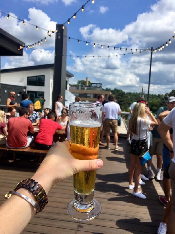 atlanta beltline brewery weekend guide