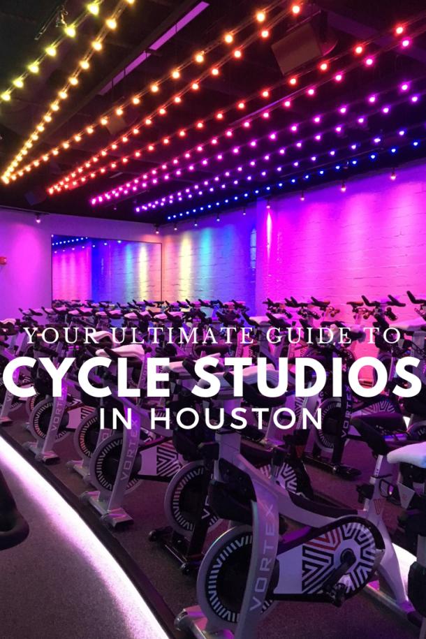 cycle studios houston