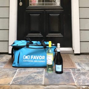 Need Beer or Wine? Favor's Got You Covered