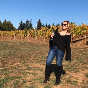 A Houstonian's Guide: Oregon's Mt. Hood Territory Wine Trail
