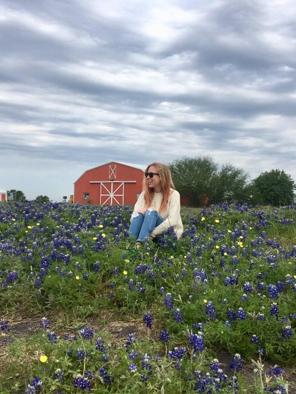 where to take bluebonnet photos texas