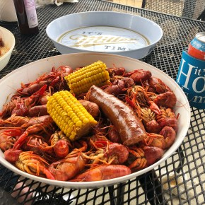 Where to get Crawfish in Houston
