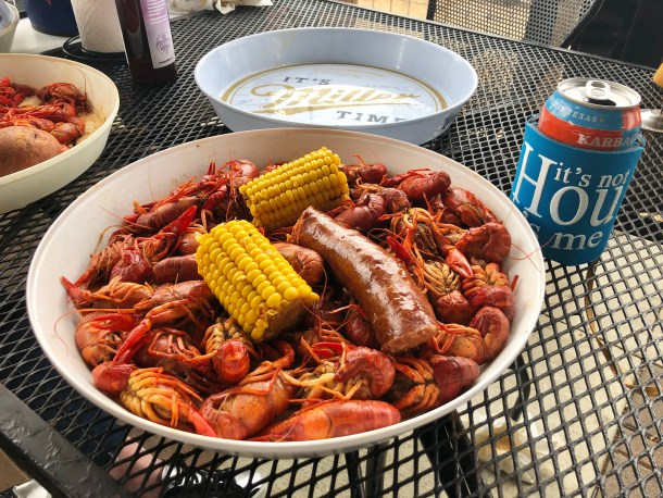 Houston Crawfish