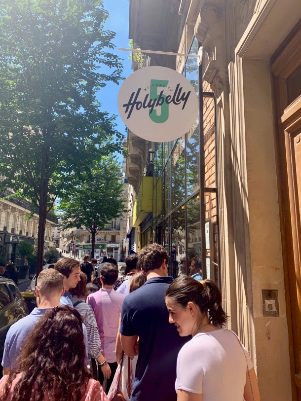 holybelly paris brunch