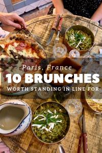 best vegetarain paris brunches