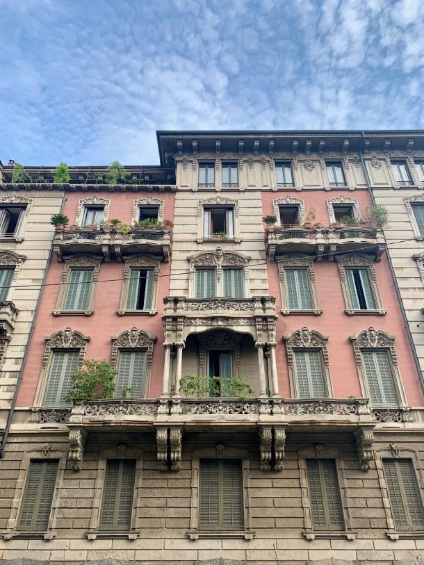 milan architecure italy