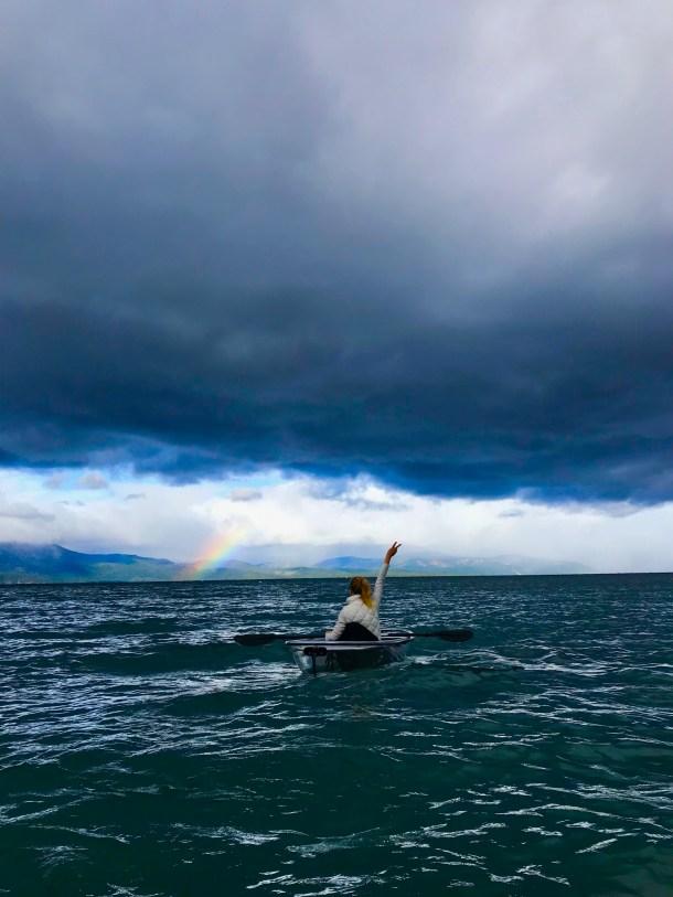 clear kayaks tahoe