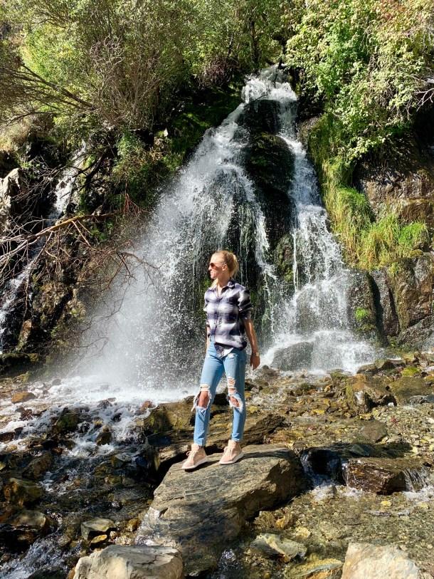carson city waterfall hike
