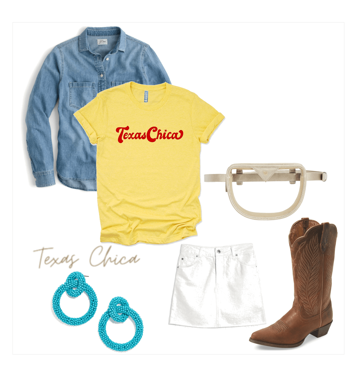 What to Wear to the Houston Rodeo – It