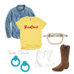 What to Wear to the Houston Rodeo
