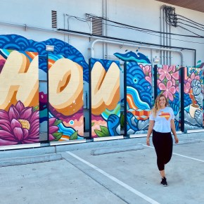 10+ Houston Murals to Visit to Celebrate the City