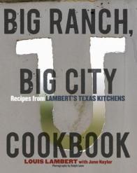 Big Ranch Big City Cookbook, $30