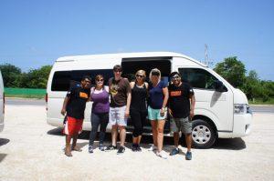 Adventure crew.