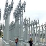 【LA・LACMA】あのポールが立ち並ぶインスタ映えスポットはロサンゼルスカウンティー美術館!