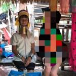 【タイ/チェンマイ】首長族、カレン族の村に行ってみた正直な感想と解説
