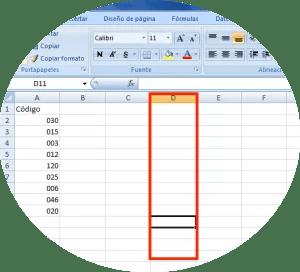 Macro Excel para aplicar formato