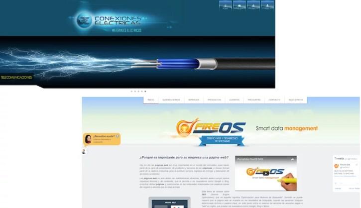 Páginas web ITSoftware