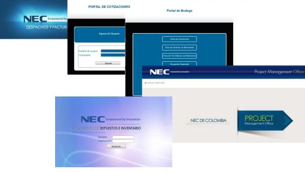 Sistema de Información local ITSoftware desarrollo de software