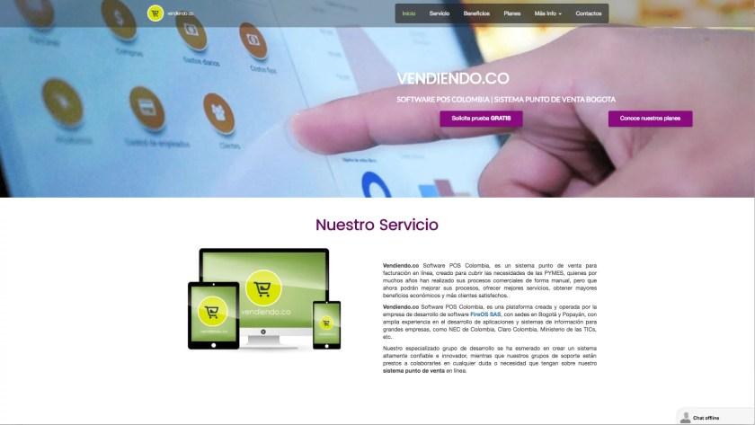 DISEÑO WEB MODERNO