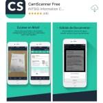 Camscaner App Mobile