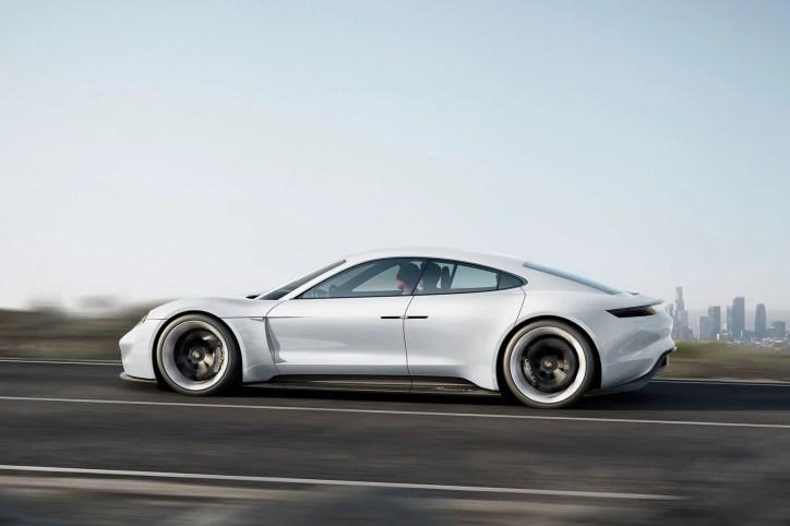 Carros eléctricos Porsche