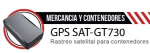 Rastreo Satelital de Vehículos mercancía y contenedores