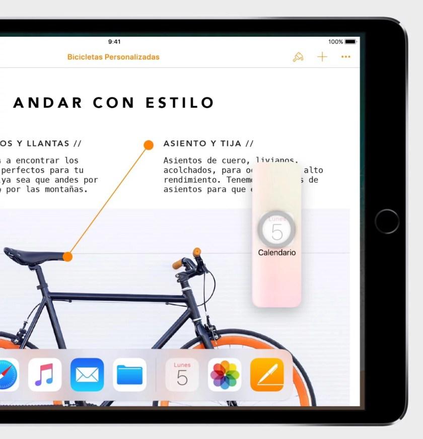Novedades iOS 11 - Mejoras en multitarea