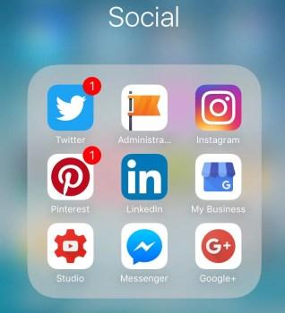 Para qué sirven las aplicaciones móviles en redes sociales