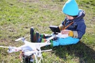 Drones para el entretenimiento