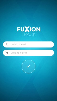 FuxionTrack Aplicación móvil para Logística
