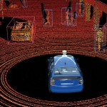 Lidar en autos autónomos