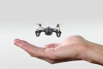 Microdrones para espionaje