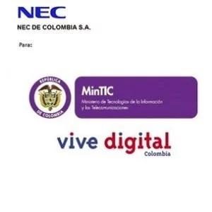 Vive Digital para NDC