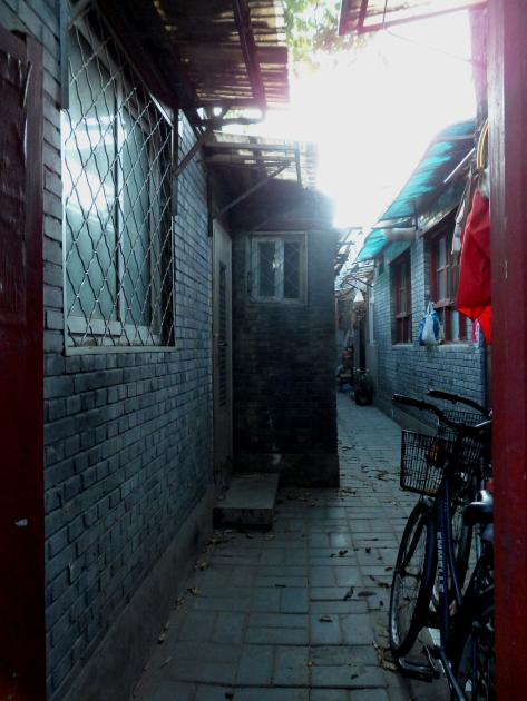 Хутуны в Пекине