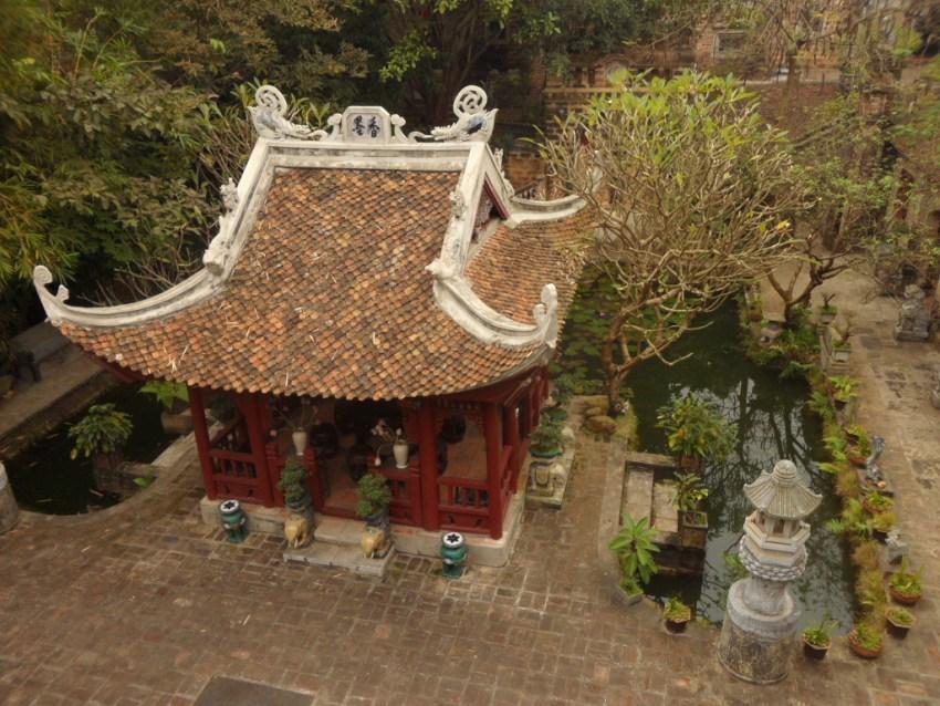 越南宫汤龊嗯. 河内