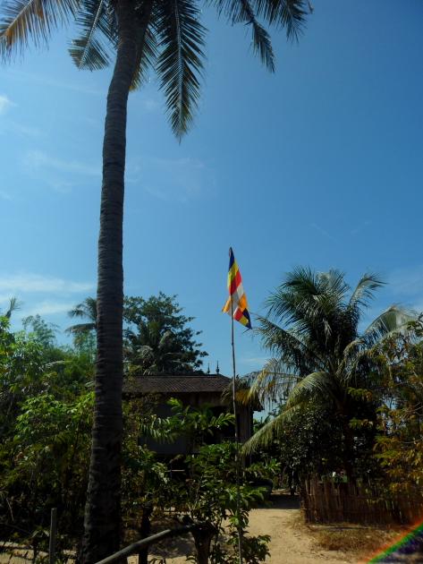 Деревня в Камбодже