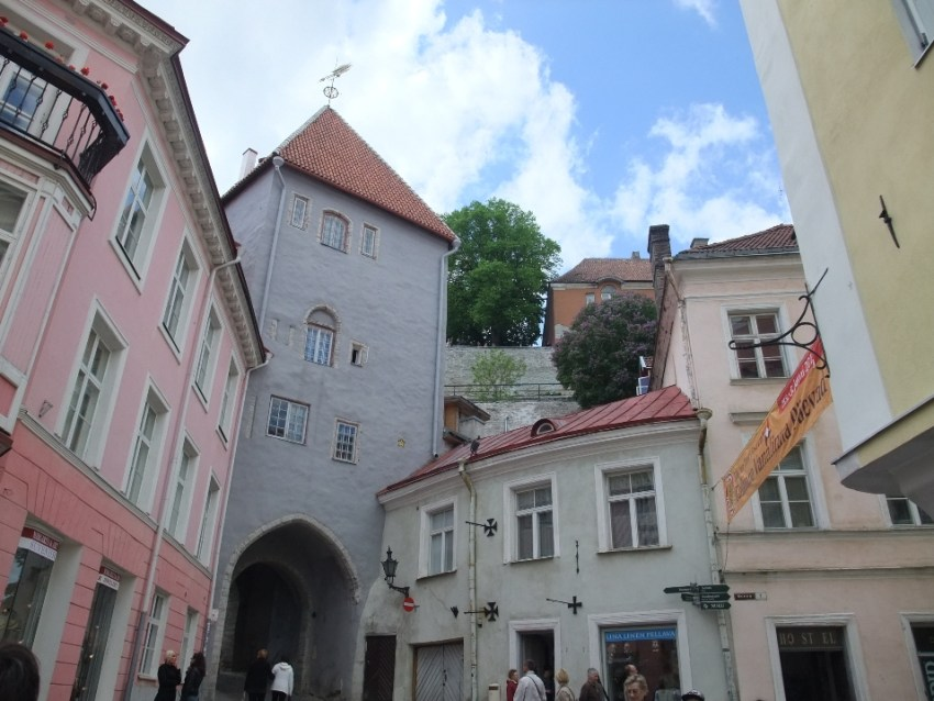Таллин от Евгену. Европа для русских