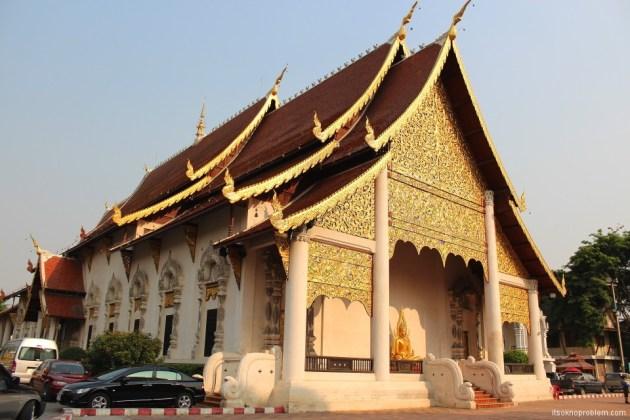 Храм Чеди Луан, 清迈