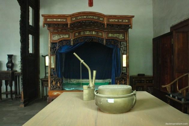 Резиденция губернатора Баодин
