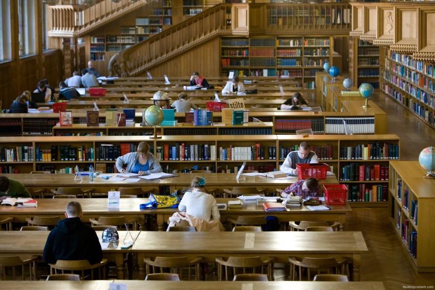 Обучение в Европе. Аспирантура