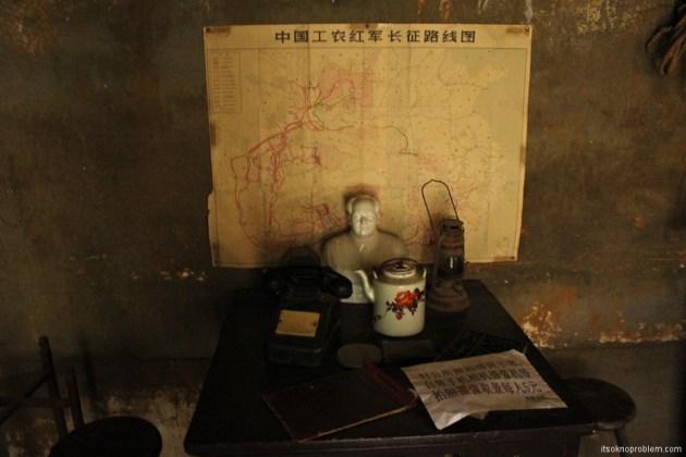 Guerrilla tunnels in the town Zhanchzhuan. Карты, пароли и явки