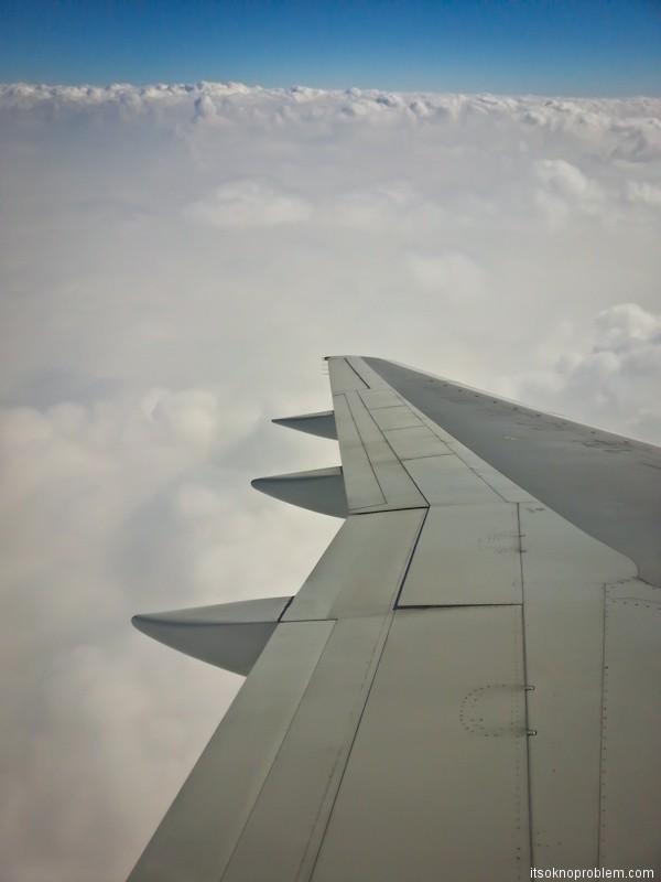 从广州至德里. Летим
