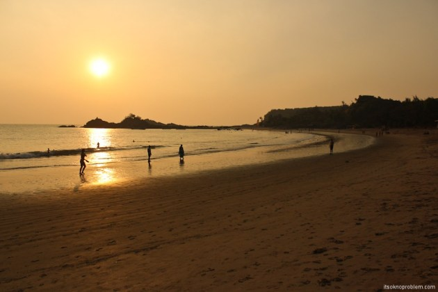 How to get from Goa to Gokarna