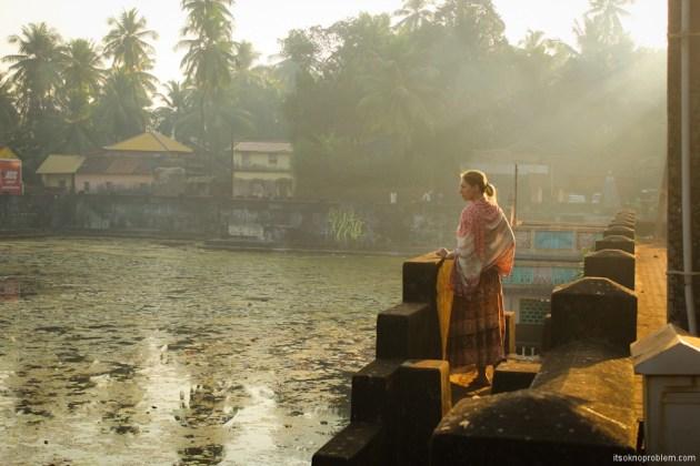 Встретить рассвет в священном городе Гокарна