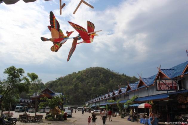 Горячие источники в Чианг Рае, Thailand