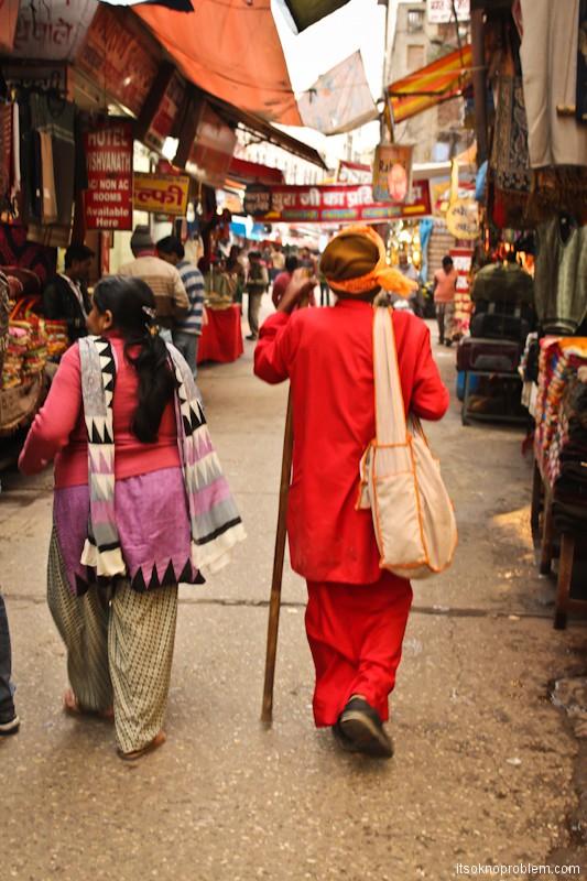 Where can I find a sadhu?