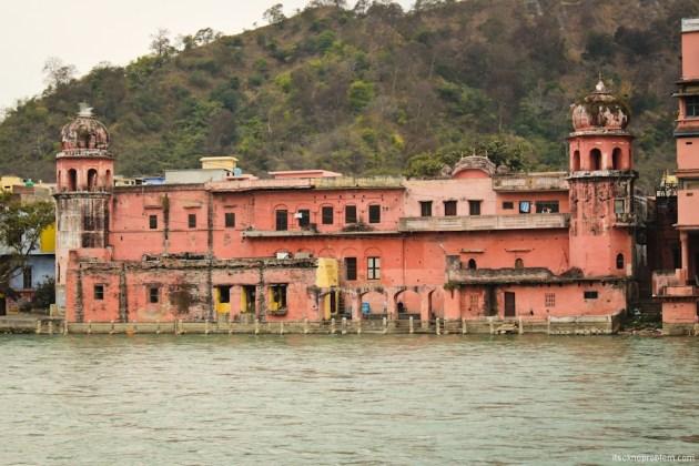 На берегу священной реки: Харидвар