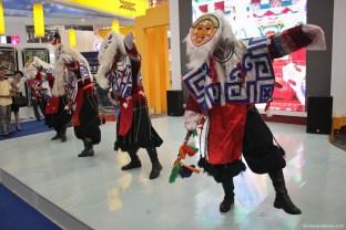 今天中国的古代文化 - выставка ICIFДревняя культура Китая в наши дни - выставка ICIF