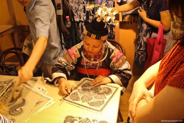 Древняя культура Китая в наши дни - выставка ICIF
