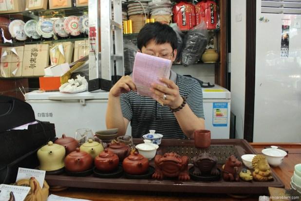 Tea from China. Какой стоит попробовать, что привезти. Сорта и чайные рынки